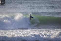 October 12, 2017 - Jack Freestone (AUS) Placed 2nd in Heat 6 of Round Two at Quiksilver Pro France 2017, Hossegor, France..Quiksilver Pro France 2017, Landes, France - 12 Oct 2017 (Credit Image: © WSL via ZUMA Press)