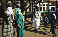 United Kingdom. Birmingham. The classrooms of the school Islamia are mixed girls and boys because the children have not yet reached puberty -At about ten or eleven years of age, the girls are separated from the boys.  Birmingham  UnitedKingdom     /  l'ecole Islamia est célébre car fondé par youssouf islam , alias cat Stevens. Londres le directeur  Dr beg   Birmingham  Grande Bretagne