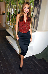 Singer MYLEENE KLASS at the opening of the new Kyri fashion store at 42 Elizabeth Street, London SW1 on 6th September 2006.<br /><br />NON EXCLUSIVE - WORLD RIGHTS