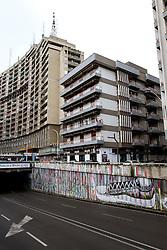 Taranto, piazzale Bestat e sottopasso via Dante Alighieri