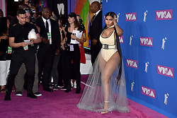 Nicki Minaj attends the 2018 MTV Video Music Awards at Radio City Music Hall on August 20, 2018 in New York City. Photo by Lionel Hahn/ABACAPRESS.COM