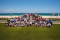 13 June 2010:  Annual Blademaster Equipment Managers SPHEM photo at the Harbor Beach Marriott in Ft. Lauderdale, Florida.