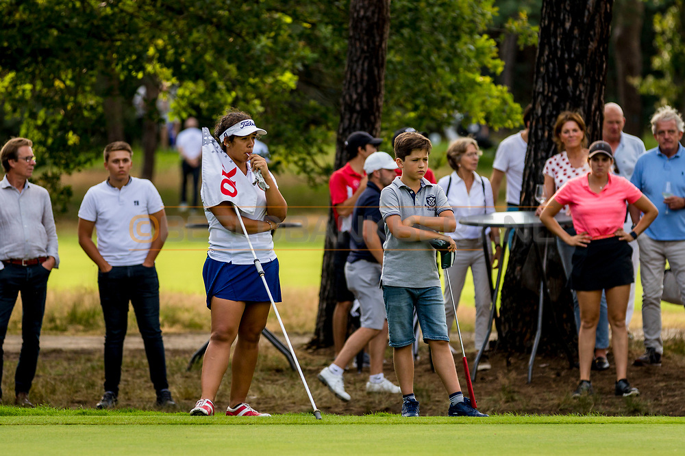 20-07-2019 Pictures of the final day of the Zwitserleven Dutch Junior Open at the Toxandria Golf Club in The Netherlands.<br /> GARCIA, Sofia