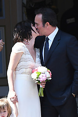 Jean Dujardin Marries Nathalie Pechalat - 20 May 2018
