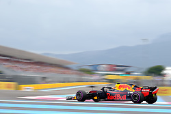 June 23, 2018 - Le Castellet, Var, France - Red Bull Racing 33 Driver MAX VERSTAPPEN (NDL) in action during the Formula one French Grand Prix at the Paul Ricard circuit at Le Castellet - France. (Credit Image: © Pierre Stevenin via ZUMA Wire)