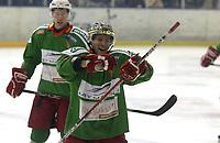 Ishockey<br /> GET-Ligaen<br /> 14.02.08<br /> Askerhallen<br /> Frisk Asker Tigers - Vålerenga VIF<br /> Chris Abbott<br /> Foto - Kasper Wikestad