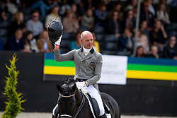 Minderhoud Hans Peter, NED, Glock's Dream Boy<br /> Nederlands Kampioenschap Dressuur - Ermelo 2019<br /> © Hippo Foto - Dirk Caremans<br /> Minderhoud Hans Peter, NED, Glock's Dream Boy