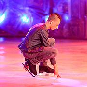 NLD/Hilversum/20130126 - 5e Liveshow Sterren Dansen op het IJs 2013, Monsif Bakkali