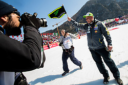 Goran Janus head coach during the Flying Hill Team Competition at Day 3 of FIS World Cup Ski Jumping Final, on March 21, 2015 in Planica, Slovenia. Photo by Grega Valancic / Sportida