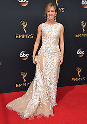 Felicity Huffman attends the 68th Annual Primetime Emmy Awards at Microsoft Theater on September 18, 2016 in Los Angeles, CA, USA. Photo by Lionel Hahn/ABACAPRESS.COM