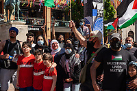 Coventry city of culture 2021 palestine protest