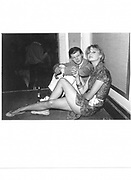 Rusty Egan and Hon.Sophia, Stapleton-Cotton at Le Ball© Copyright Photograph by Dafydd Jones 66 Stockwell Park Rd. London SW9 0DA Tel 020 7733 0108 www.dafjones.com