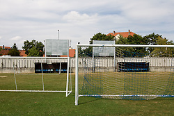 Place for buliding new sports arena for Eurobasket 2013, on July 19, 2011, in Ptuj, Slovenia. (Photo by Vid Ponikvar / Sportida)