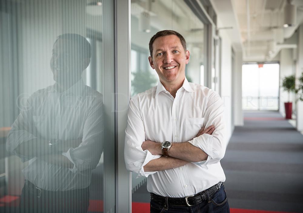 Jim Whitehurst, CEO, Red Hat