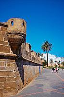 Maroc, Casablanca, ancienne Medina, bastion de la Sqala // Morocco, Casablanca, old medina, Sqala fortress
