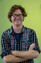 Pictured: Shaun Bythell<br /> <br /> Shaun Bythell runs Wigtown's The Bookshop, the largest second-hand bookshop in Scotland set in its only officially designated 'National Book Town'. When not working amongst The Bookshop's mile of shelving, Shaun's hobbies include eavesdropping on customers, uploading book-themed re-workings of Sugarhill Gang songs to YouTube and shooting Amazon Kindles in the wild.