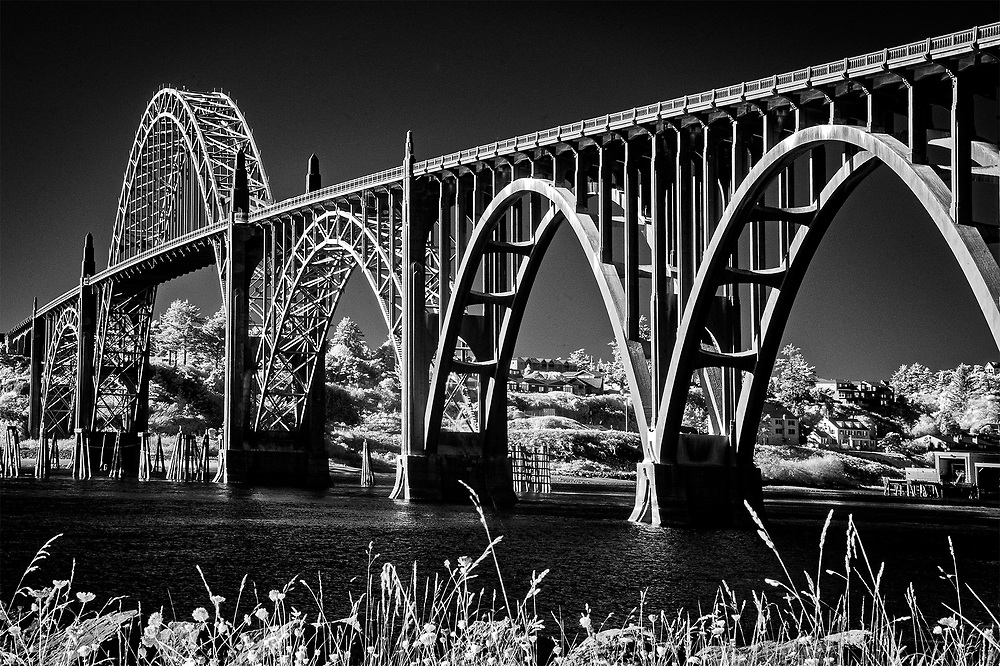 McCullough Bridge, Newport, OR