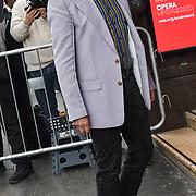 Graham Norton Arrivals at Man of La Mancha, at London Coliseum on 30 April 2019, London, UK.
