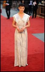 UK film premiere of Anna Karenina 4-9-12