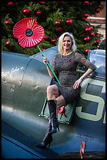 Nov 01 2012-Nell McAndrew Kicks off Poppy Day
