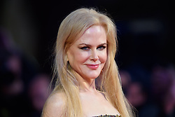 Nicole Kidman attending the premiere of Killing of a Sacred Deer, as part of the BFI London Film Festival, at the Odeon cinema in Leicester Square, London.