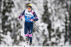 January 11, 2018 - GSbu, NORWAY - 180111 Sander Murbr¾ch competes in the men's sprint classic technique qualification during the Norwegian Championship on January 11, 2018 in GÅ'sbu..Photo: Jon Olav Nesvold / BILDBYRN / kod JE / 160127 (Credit Image: © Jon Olav Nesvold/Bildbyran via ZUMA Wire)