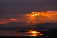 Sunrise, Lake Abaya, Arba Minch, Ethiopia.