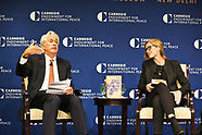 Samantha Powers Speaks at Carnegie