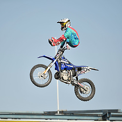 Nitro Circus Live, Livingston, Saturday 4th June 2016<br /> <br /> Tricks were performed on motorcycles<br /> <br /> (c) Alex Todd | Edinburgh Elite media