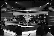 07/01/1969.01/07/1969.07 January 1969.Eurofashion Final at Shelbourne Hotel. The Irish section of the 1969 Eurofashion Contest judged by John McGuire, Miss Leonora Currie and Mrs Nuala Mc Laughlin.