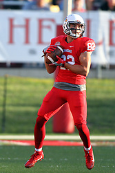 03 September 2016:  Anthony Warrum. NCAA FCS Football game between Valparaiso Crusaders and Illinois State Redbirds at Hancock Stadium in Normal IL (Photo by Alan Look)