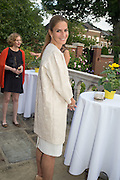ZEYNEP DERELI , Dinner to celebrate the 10th Anniversary of Contemporary Istanbul Hosted at the Residence of Freda & Izak Uziyel, London. 23 June 2015