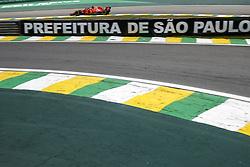 November 9, 2018 - Sao Paulo, Brazil - Motorsports: FIA Formula One World Championship 2018, Grand Prix of Brazil World Championship;2018;Grand Prix;Brazil ,  #7 Kimi Raikkonen (FIN, Scuderia Ferrari) (Credit Image: © Hoch Zwei via ZUMA Wire)