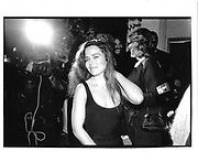 Koo Stark, New York. 1995 approx. © Copyright Photograph by Dafydd Jones 66 Stockwell Park Rd. London SW9 0DA Tel 020 7733 0108 www.dafjones.com