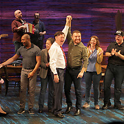 11.12.2018 Abbey Theatre Come From Away opening
