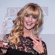 NLD/Amsterdam/20131111 - Beau Monde Awards 2013, winnares Daphne Deckers