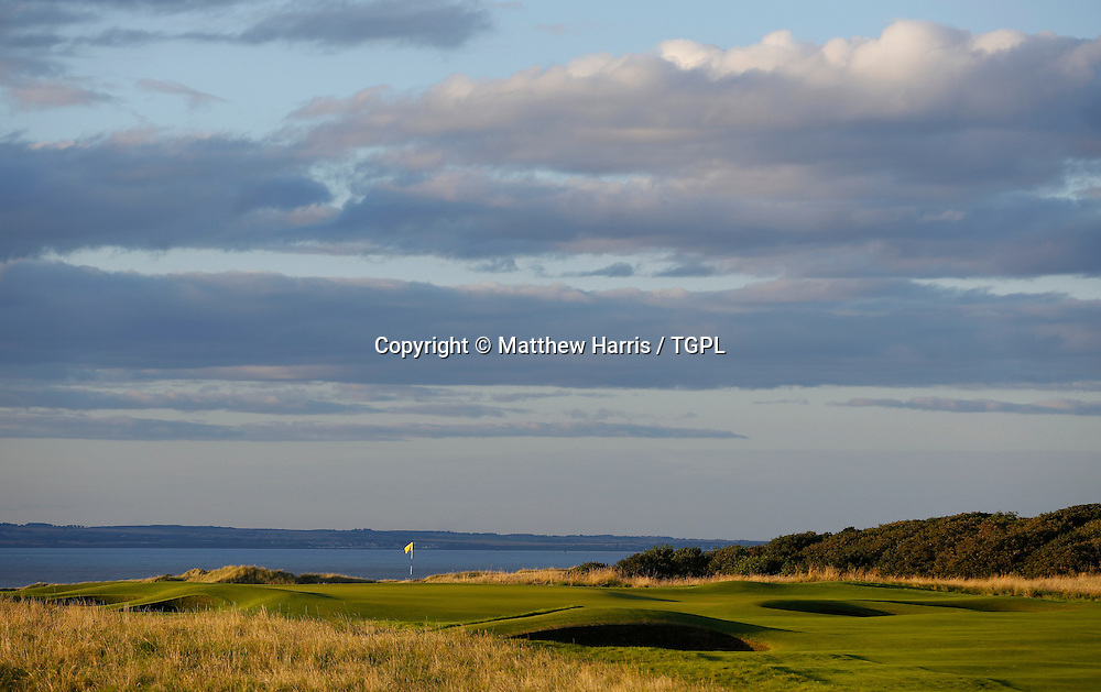 11th par 4 Muirfield,The Honourable Company Of Edinburgh Golfers,Gullane,East Lothian,Scotland.Venue for the 2013 Open Championship,with Ernie ELS (RSA) defending his title,and who was also the winner here in 2002.