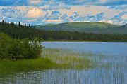 Petit lac à Mars, Lac-Pikauba, Quebec, Canada