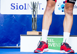 Trophy during Stage 3 of 24th Tour of Slovenia 2017 / Tour de Slovenie from Celje to Rogla (167,7 km) cycling race on June 16, 2017 in Slovenia. Photo by Vid Ponikvar / Sportida