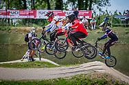 2021 UCI BMXSX World Cup 1&2<br /> Verona (Italy)<br /> Friday Practice<br /> WE + WU<br /> ^me#813 HEIL, Stefan (GER, ME) Nologo, Performance Team Stuttgart, German National Team<br /> ^me#140 THERKELSEN, Jimmi (DEN, ME) Team_DEN