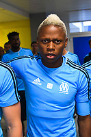 Clinton Njie during the friendly match between Olympique de Marseille and Fenerbahce on July 15, 2017 in Lausanne, Switzerland. (Photo by Philippe Le Brech/Icon Sport)