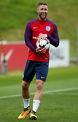 England's Gary Cahill - Mandatory by-line: Matt McNulty/JMP - 29/08/2017 - FOOTBALL - St George's Park National Football Centre - Burton-upon-Trent, England - England Training and Press Conference