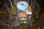 The Strip, Las Vegas, Nevada.Ceasars shops, Las Vegas, Nevada.