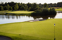 DEN DOLDER - hole 2 en 12.  Golfsocieteit De Lage Vuursche. COPYRIGHT KOEN SUYK