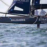 Championnat de france ET26 organisé par la Société des régates Rochelaises