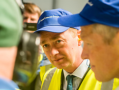 Tim Farron campaigns visits bottle cap factory  |East Dumbartonshire | 8 May 2017.