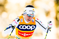 December 16, 2017 - Toblach, ITALY - 171216 Charlotte Kalla of Sweden competes in women's 10km interval start free technique during FIS Cross-Country World Cup on December 16, 2017 in Toblach..Photo: Jon Olav Nesvold / BILDBYRN / kod JE / 160103 (Credit Image: © Jon Olav Nesvold/Bildbyran via ZUMA Wire)