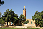 Israel, Beer Sheva, Old City, The grand Mosque Built by the Ottoman Turks in 1906, Closed since 1948,