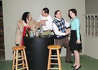 Don't Dress for Dinner - Walpole Footlighters, Walpole MA. February 2017