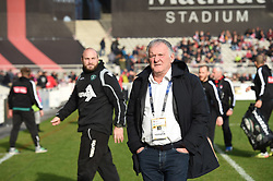 December 31, 2017 - Lyon - Stade De Gerland, France - Bernard Pontneau  (Credit Image: © Panoramic via ZUMA Press)